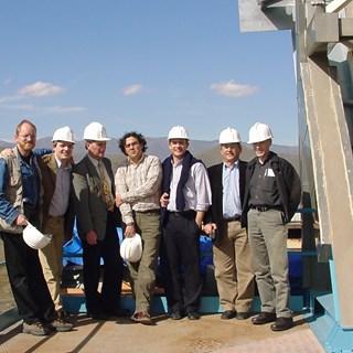 SolAir team 2003 on top of CESA 1.JPG