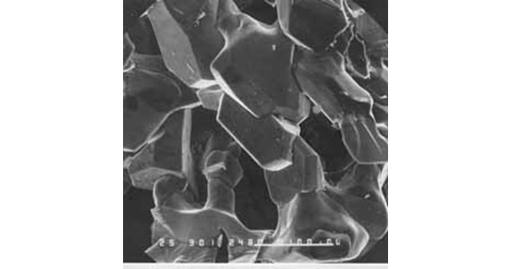 SEM of recrystalized SiC porous DPF.jpg